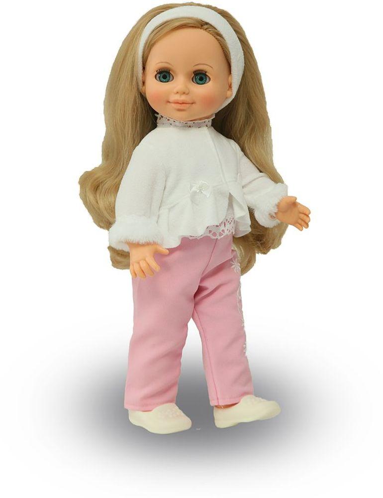Весна Кукла Анна озвученная В2912/оВ2912/оОчаровательная кукла Анна покорит сердце любой девочки! Обаятельный внешний вид и прелестные одежки игрушечных красавиц вызывают только самые добрые и положительные эмоции. Куклы производятся на российских фабриках из нетоксичных, безопасных для детей материалов. Они отличаются высоким качеством, проработанностью деталей и гармоничными пропорциями тела. Голова и ручки кукол изготовлены из эластичного винила, очень приятного на ощупь, а туловище и ножки - из прочной пластмассы. У кукол густые мягкие волосы, которые можно мыть, расчесывать и заплетать как только захочется. Они прочно закреплены и способны выдержать практически любые творческие порывы ребенка. Особый восторг у маленьких модниц вызывают нарядные костюмы, которые можно снимать и менять. Дополнительно к куклам выпускаются самые разнообразные комплекты одежды. С прелестной куклой отечественного производства возможно не просто весело проводить время, но и научиться одеваться по сезону. Игра с очаровательными куклами поможет...