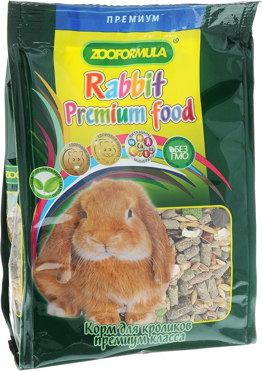 Корм для кроликов Zooformula Премиум, 400 г00-00000147Корм Zooformula Премиум – это полнорационное сбалансированное питание для декоративных кроликов всех возрастов, разработанный в соответствии с их пищевыми потребностями. Особенностью корма является низкое содержание жиров и высокое содержание грубой клетчатки. В корм добавлены овощи, ягоды, фрукты, злаки, чипсы из корня топинамбура, богатого инулином и полисахаридами. Тщательно подобранные растительные компоненты, содержат все основные питательные вещества, витамины, минералы и аминокислоты, необходимые для активной и продолжительной жизни декоративных кроликов. Состав: смесь луговых трав, пшеница, ячмень, овес, кукуруза, белки растительного происхождения, хлопья овсяные, хлопья пшеничные, хлопья ржаные, хлопья кукурузные, отруби пшеничные, морковь, шиповник, яблоко, топинамбур, люцерна, витамины (А, В1, В2, В3, В4, В5, В6, В12, D3, E, РР), микроэлементы (Fe, Cu, Zn, Mg, Se, I, Mn, Co), аминокислоты. Товар сертифицирован.