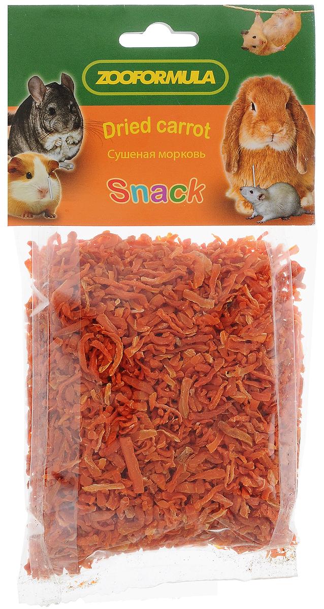 """Лакомство для грызунов Zooformula """"Сушеная морковь"""", 180 г 00-00000065"""