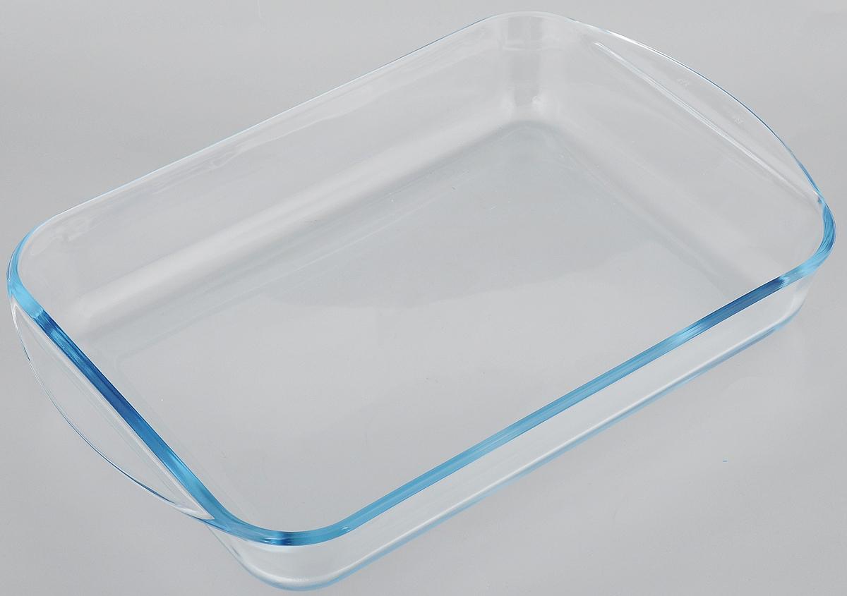 Форма для запекания Pyrex, прямоугольная, 35 x 23 см234B000/5646Форма Pyrex изготовлена из прозрачного жаропрочного стекла. Непористая поверхность исключает образование бактерий, великолепно моется. Изделие идеально подходит для приготовления в духовом шкафу. Выдерживает перепад температур от -40°C до +300°C. Форма Pyrex Pyrex подходит для использования в микроволновой печи, приготовления блюд в духовке, хранения пищи в холодильнике. Можно мыть в посудомоечной машине. Размер формы (по верхнему краю): 35 х 23 см. Высота формы: 5,3 см.