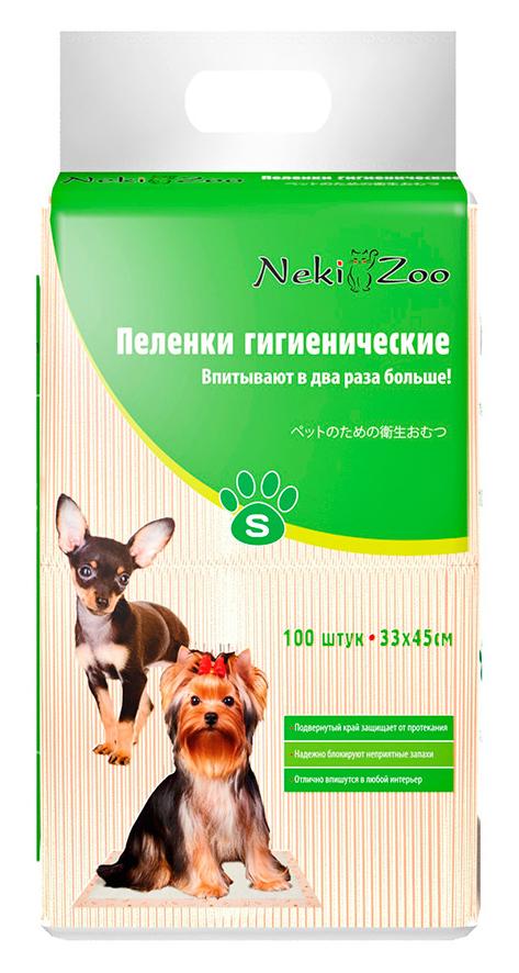 Пеленки для домашних животных Maneki Yo-Yo, впитывающие, размер S (33х45 см), 100 штPP746Гигиенические пеленки для домашних животных идеально подходят для использования дома, а также просто незаменимы в дороге. Специальная технология позволяет пеленкам долго удерживает влагу внутри и полностью блокировать запах. Пеленки идеально помещаются в любую переноску и надолго обеспечат сухость и комфорт Вашему любимцу. Благодаря экологически чистым материалам, они безопасны для Вашего здоровья и здоровья Вашего питомца. В упаковке 100 шт. Вес пеленки 2,05 кг. Размер упаковки 25х20х39,5 см. Размер пеленки 33х45 см. Особенности: - впитывают в два раза больше - надежно блокируют неприятные запахи - подвернутый край пеленки – дополнительный защитный барьер от протекания - не токсичны, не вызывают аллергии и дискомфорта - подходят для клеток-перевозок с грызунами, птицами и другими питомцами.