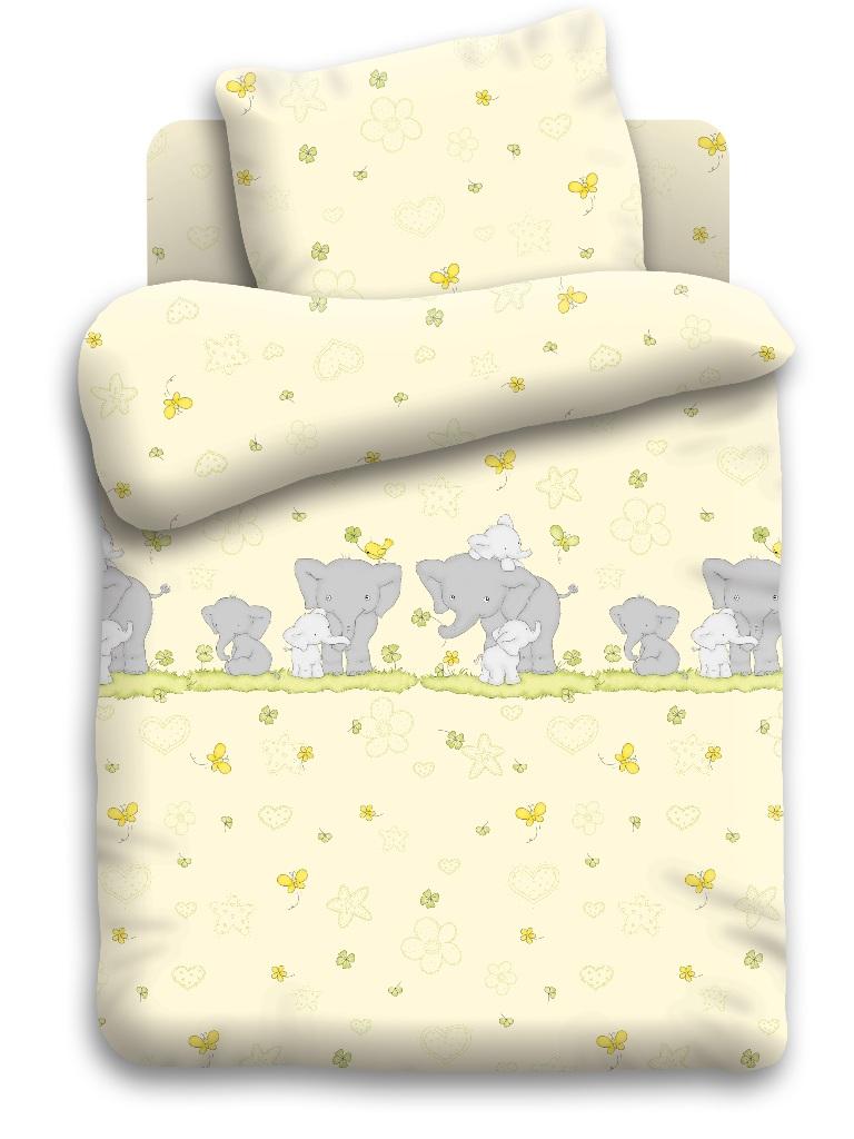 Непоседа Комплект белья для новорожденных Нежность цвет бежевый 8065/8066