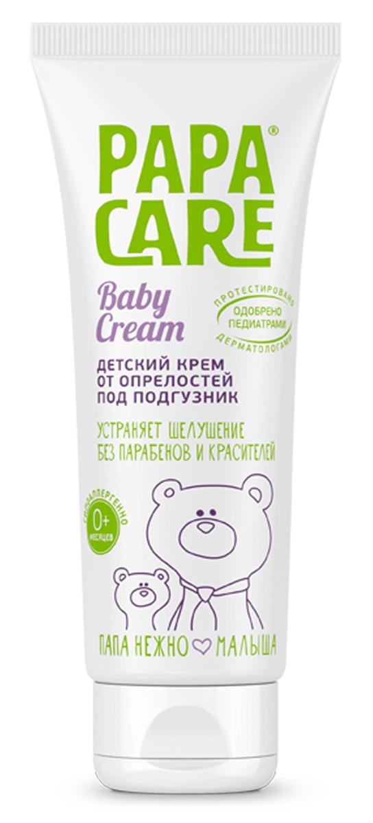 Papa Care Детский крем под подгузник 100 мл