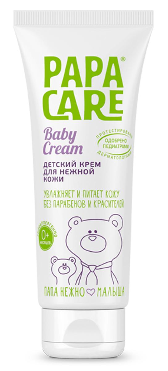 Papa Care Детский крем для кожи 100 мл