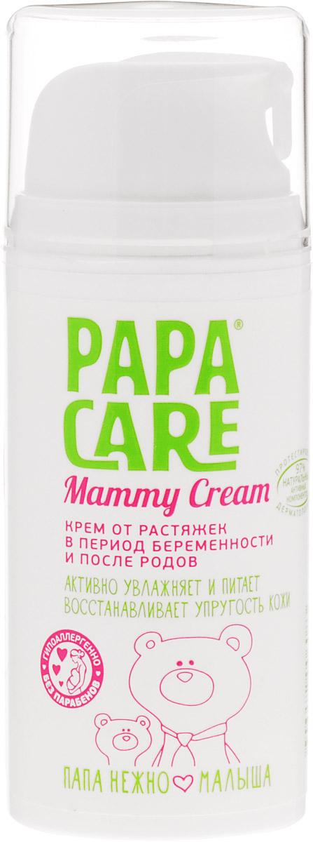 Papa Care Крем для профилактики и коррекции растяжек 100 мл