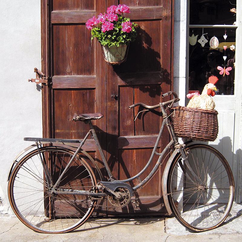 Картина Postermarket Винтажный велосипед, 30 х 30 см. AG 30-20AG 30-20