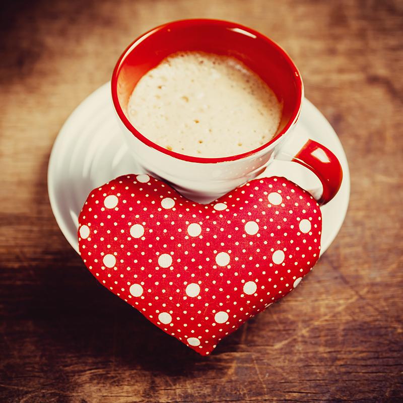 Картина Postermarket Кофе с любовью, 30 х 30 см. AG 30-40AG 30-40