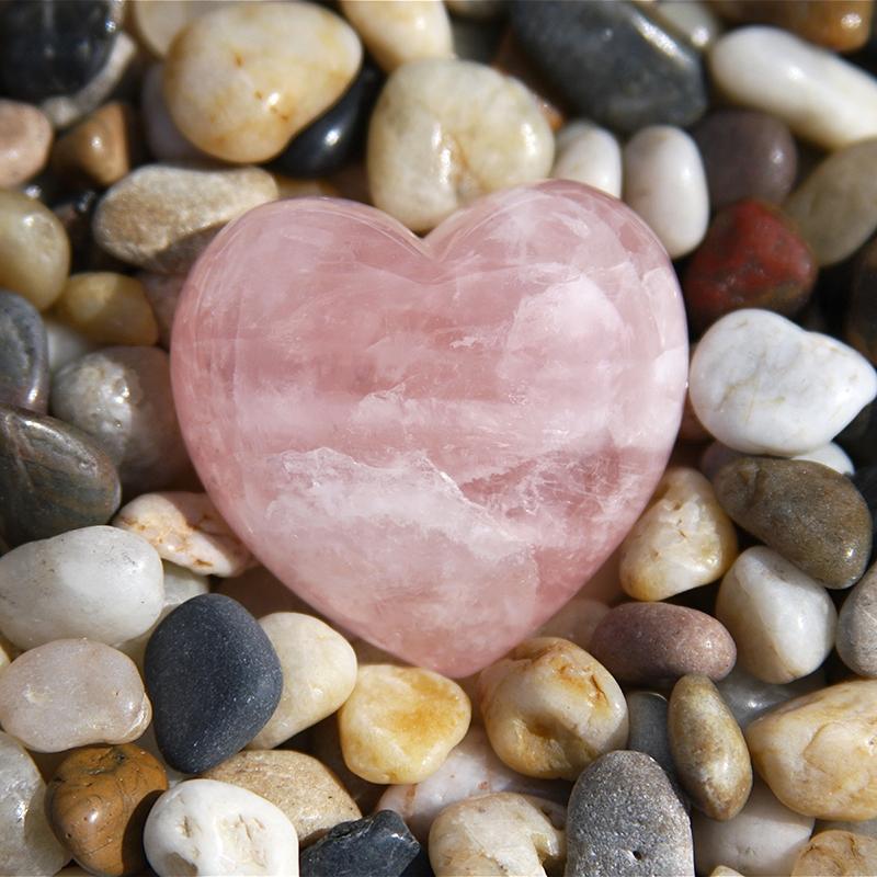 Картина Postermarket Розовое сердце, 30 х 30 см. AG 30-56AG 30-56