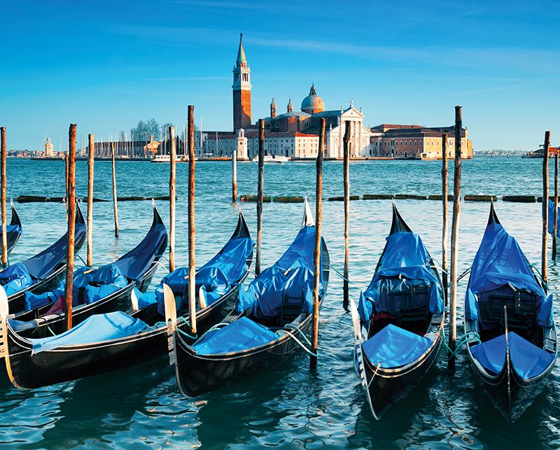Канвасы Postermarket Гондолы в Венеции, 40 х 50 см. CT3-03CT3-03