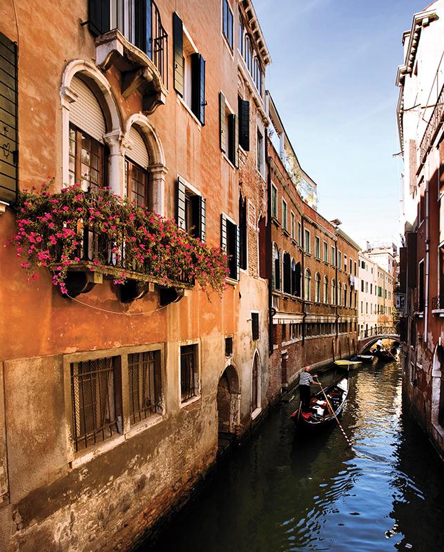 Канвасы Postermarket Канал в Венеции, 40 х 50 см. CT3-08CT3-08