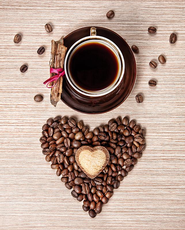 Канвасы Postermarket Чашка кофе, 40 х 50 см. CT3-09CT3-09