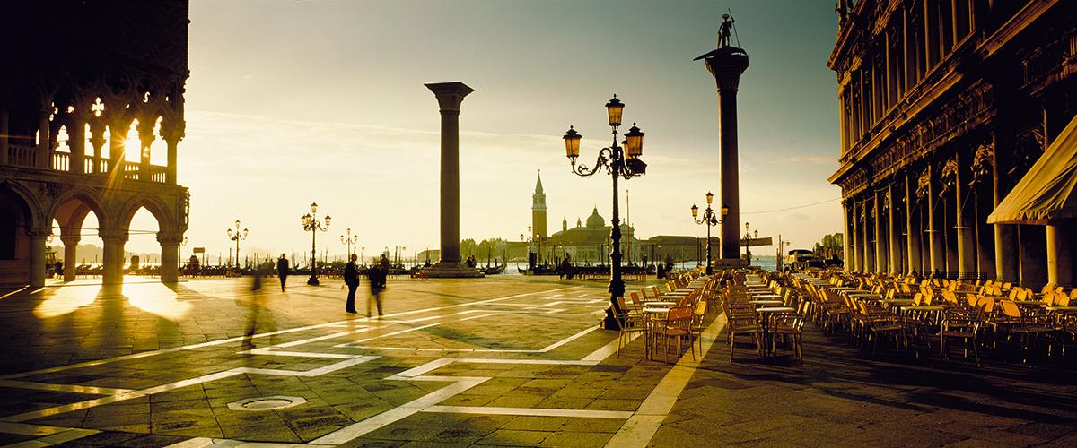 Канвасы Postermarket Площадь Сан-Марко, Венеция, 45 х 115 см. CT4-20CT4-20