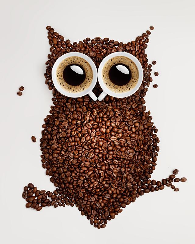 Декобокс Postermarket Чашка кофе, 40 х 50 см. DC-4018DC-4018