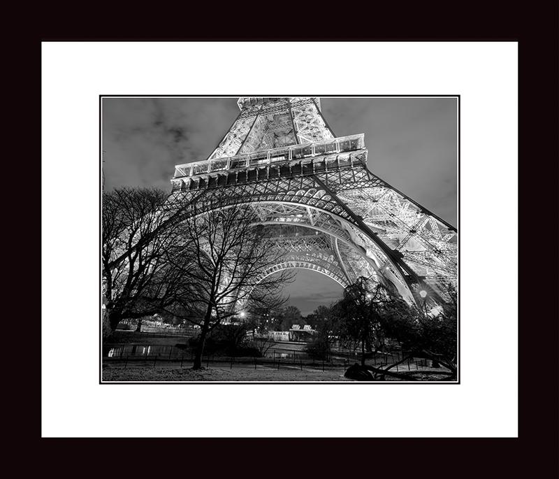 Картина Postermarket Эйфелева башня, 33 х 40 см. NI 24NI 24