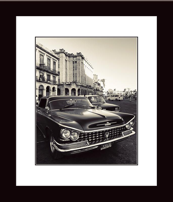 Картина Postermarket Гавана, Бьюик 1959, 33 х 40 см. NI 28NI 28