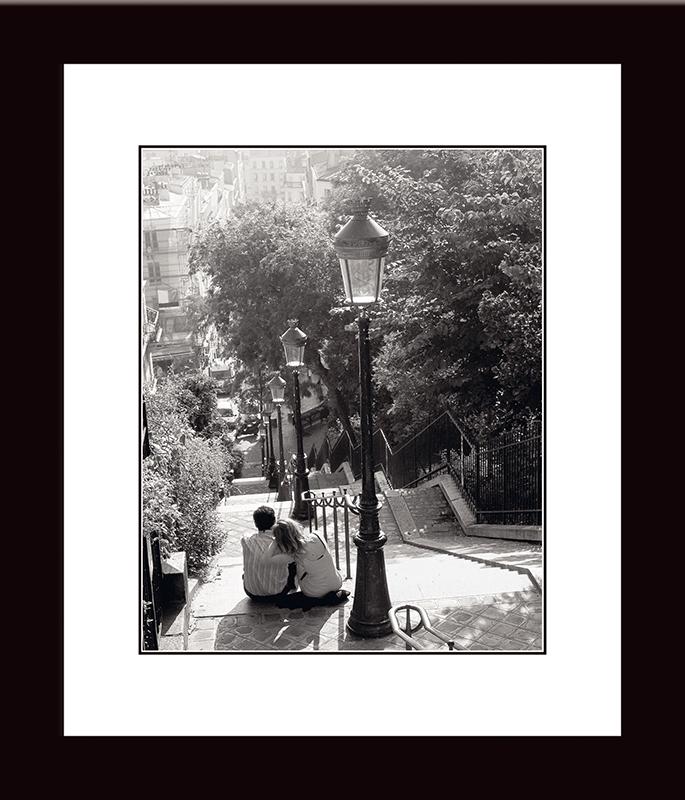 Картина Postermarket Монмартр, 27 х 32 см. NI 40NI 40