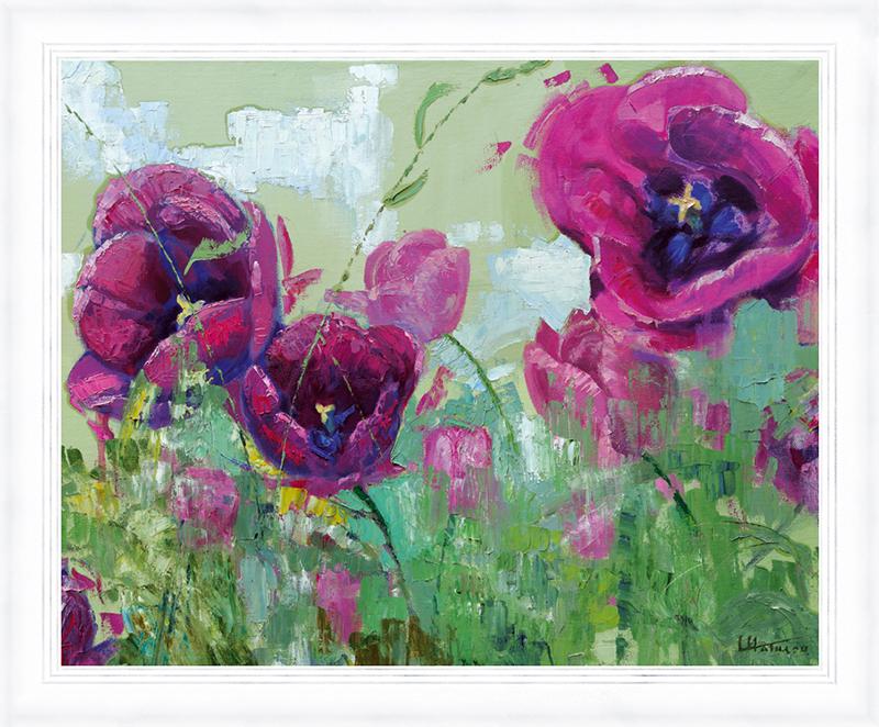 Картина Postermarket Тюльпаны, 24 х 30 см. PM-2405PM-2405
