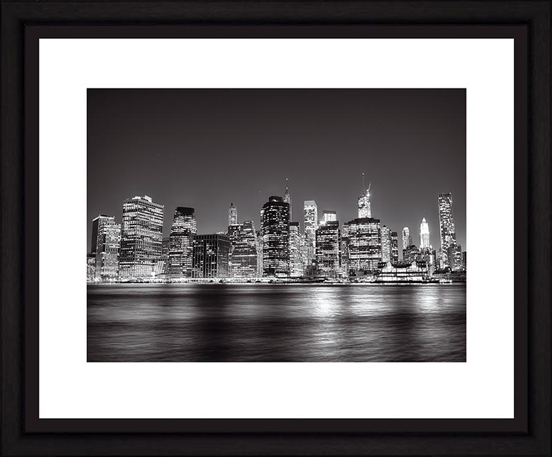 Картина Postermarket Вид на Манхэттан и Ист-Ривер, 40 х 50 см. PM-4013PM-4013