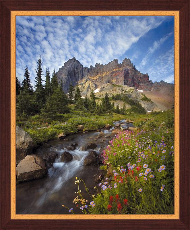 Картина Postermarket Горная река, 40 х 50 см. PM-4017PM-4017