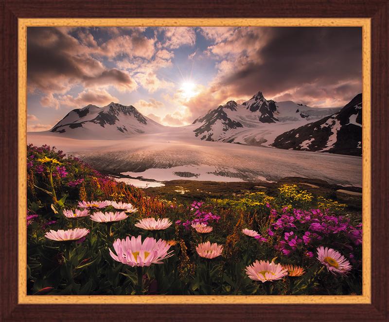 Картина Postermarket Горная сказка, 40 х 50 см. PM-4021PM-4021