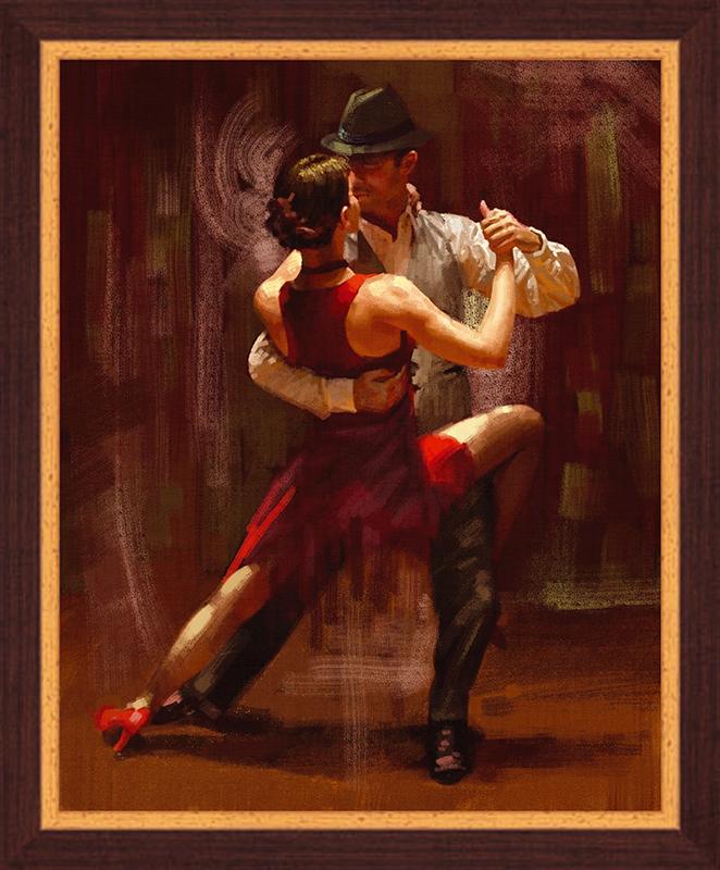 Картина Postermarket Фантазия танго, 40 х 50 см. PM-4026PM-4026