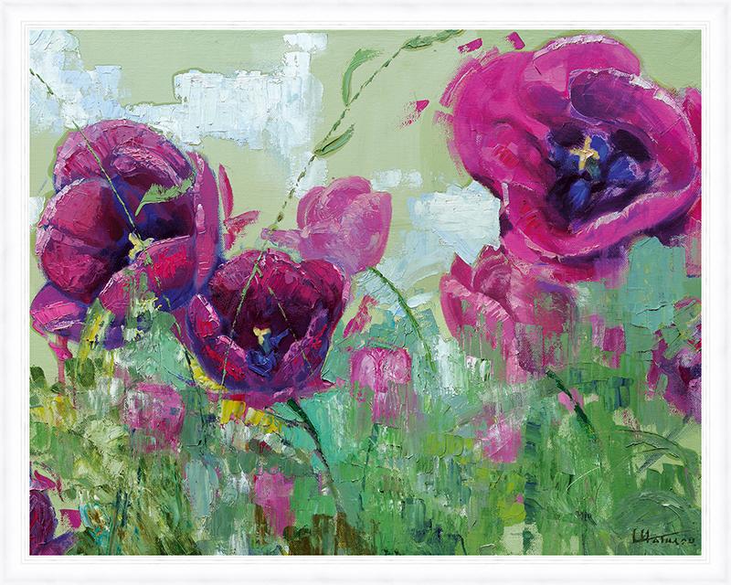 Картина Postermarket Тюльпаны, 40 х 50 см. PM-4030PM-4030