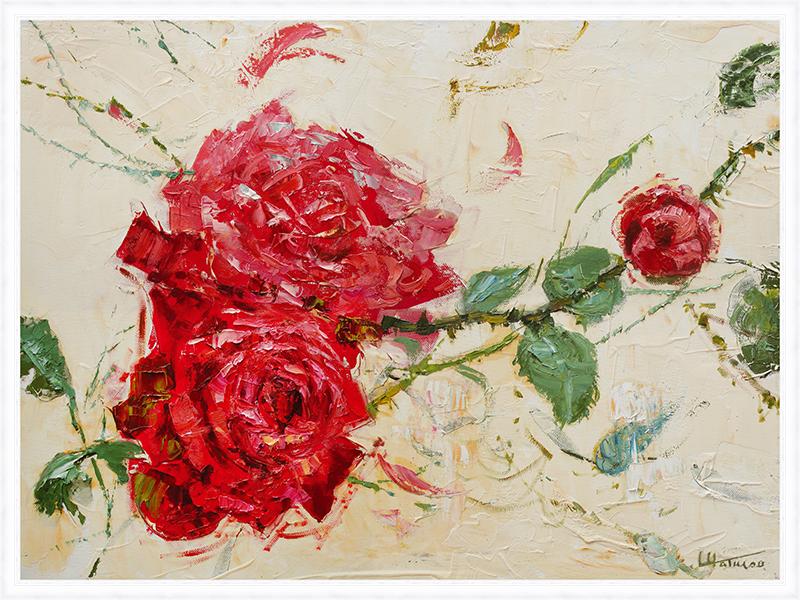 Картина Postermarket Дикие розы, 60 х 80 см. PM-6008PM-6008