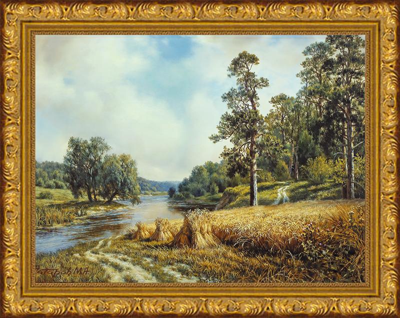 Картина Postermarket Снопы, 30 х 40 см. SA-3003SA-3003