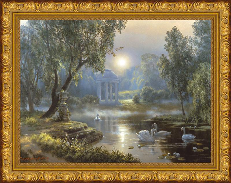 Картина Postermarket Старый парк, 30 х 40 см. SA-3005SA-3005