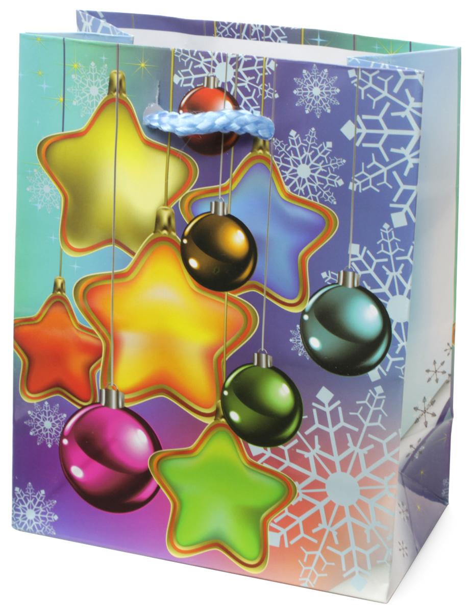 Пакет подарочный МегаМАГ Новый год, 11 х 13,7 х 6 см. 1049 S1049 SПодарочный пакет МегаМАГ, изготовленный из плотной ламинированной бумаги, станет незаменимым дополнением к выбранному подарку. Для удобной переноски на пакете имеются две ручки-шнурки. Подарок, преподнесенный в оригинальной упаковке, всегда будет самым эффектным и запоминающимся. Окружите близких людей вниманием и заботой, вручив презент в нарядном, праздничном оформлении.