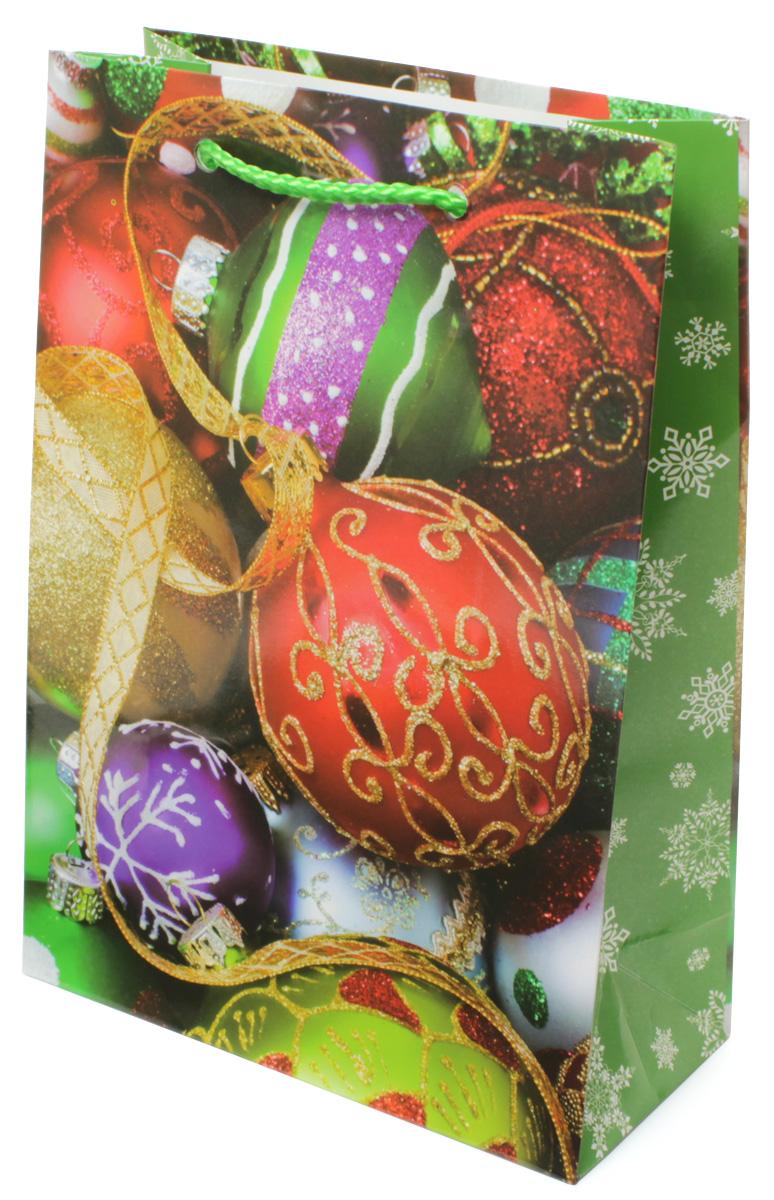 Пакет подарочный МегаМАГ Новый год, 14 х 20 х 6,5 см. 6037 MS6037 MSПодарочный пакет МегаМАГ, изготовленный из плотной ламинированной бумаги, станет незаменимым дополнением к выбранному подарку. Для удобной переноски на пакете имеются две ручки-шнурки. Подарок, преподнесенный в оригинальной упаковке, всегда будет самым эффектным и запоминающимся. Окружите близких людей вниманием и заботой, вручив презент в нарядном, праздничном оформлении.