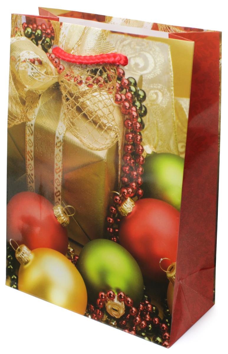 Пакет подарочный МегаМАГ Новый год, 14 х 20 х 6,5 см. 6040 MS6040 MSПодарочный пакет МегаМАГ, изготовленный из плотной ламинированной бумаги, станет незаменимым дополнением к выбранному подарку. Для удобной переноски на пакете имеются две ручки-шнурки. Подарок, преподнесенный в оригинальной упаковке, всегда будет самым эффектным и запоминающимся. Окружите близких людей вниманием и заботой, вручив презент в нарядном, праздничном оформлении.