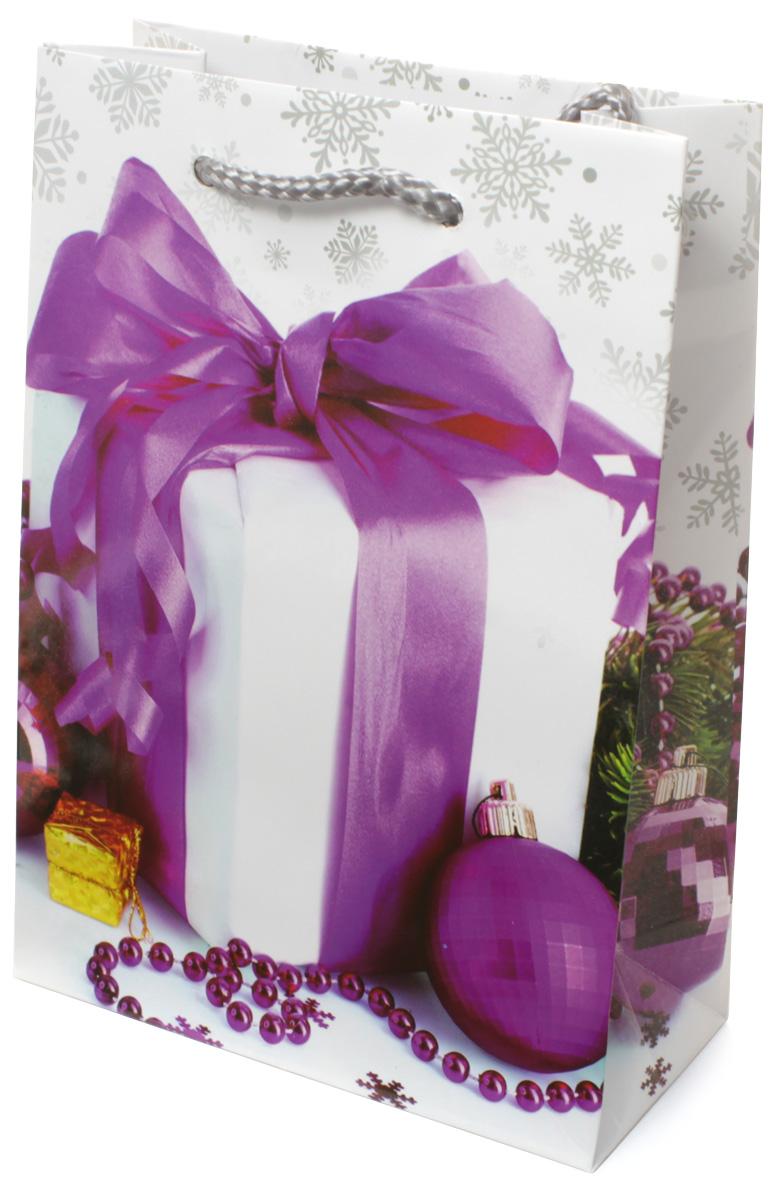 Пакет подарочный МегаМАГ Новый год, 14 х 20 х 6,5 см. 6045 MS6045 MSПодарочный пакет МегаМАГ, изготовленный из плотной ламинированной бумаги, станет незаменимым дополнением к выбранному подарку. Для удобной переноски на пакете имеются две ручки-шнурки. Подарок, преподнесенный в оригинальной упаковке, всегда будет самым эффектным и запоминающимся. Окружите близких людей вниманием и заботой, вручив презент в нарядном, праздничном оформлении.