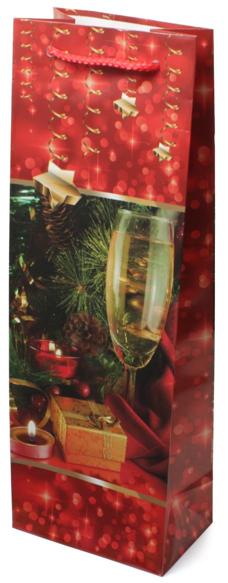 Пакет подарочный МегаМАГ Новый год, 12,3 х 36,2 х 7,8 см. 495 B495 BПодарочный пакет МегаМАГ, изготовленный из плотной ламинированной бумаги, станет незаменимым дополнением к выбранному подарку. Для удобной переноски на пакете имеются две ручки-шнурки. Подарок, преподнесенный в оригинальной упаковке, всегда будет самым эффектным и запоминающимся. Окружите близких людей вниманием и заботой, вручив презент в нарядном, праздничном оформлении.