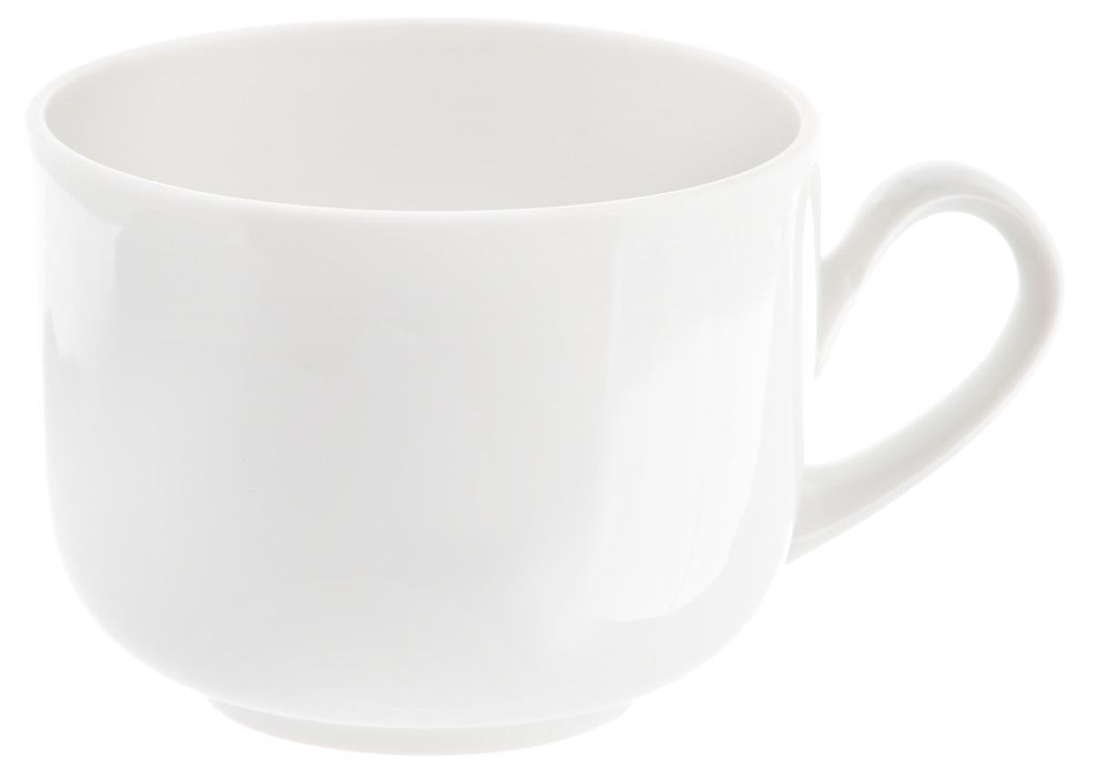 Чашка кофейная Фарфор Вербилок Август, 100 мл368000БЧашка кофейная Фарфор Вербилок Август выполнена из высококачественного фарфора. Посуда из такого материала позволяет сохранить истинный вкус напитка, а также помогает ему дольше оставаться теплым. Белоснежность изделия дарит ощущение легкости и безмятежности. Диаметр чашки (по верхнему краю): 6,5 см. Высота чашки: 5 см. Объем чашки: 100 мл.
