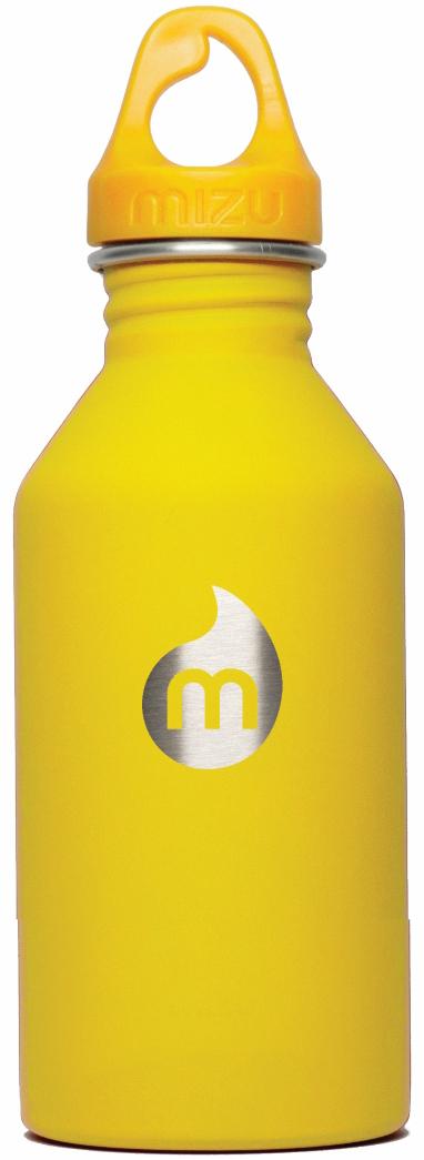 Бутылка для воды Mizu M6, цвет: желтый, 600 млM06AMZASEAБутылка из пищевой нержавеющей стали для тех, кто заботится об окружающей среде и своем здоровье. Объем: 600 мл. Обхват: 24 см. Диаметр: 7 см. Высота (с крышкой): 21,5 см.