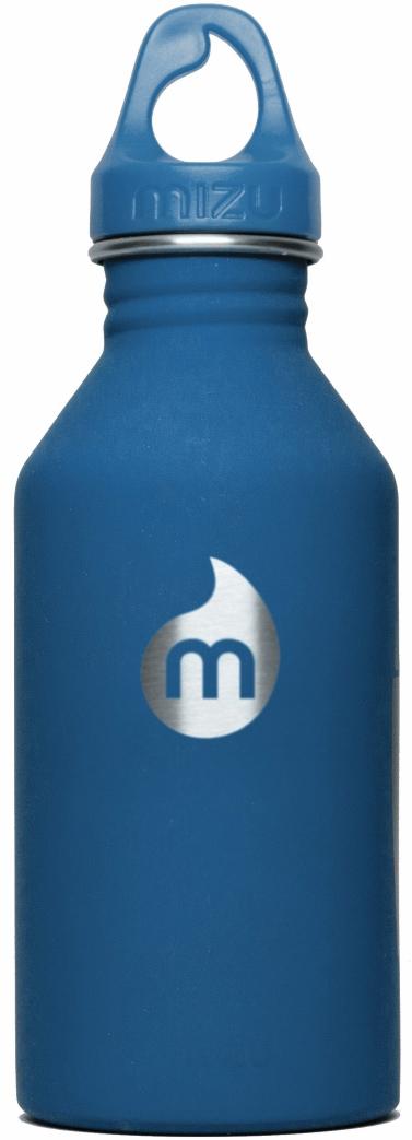 Бутылка для воды Mizu M6, цвет: голубой, 600 млM06AMZASUAБутылка из пищевой нержавеющей стали для тех, кто заботится об окружающей среде и своем здоровье. Объем: 600 мл. Обхват: 24 см. Диаметр: 7 см. Высота (с крышкой): 21,5 см.