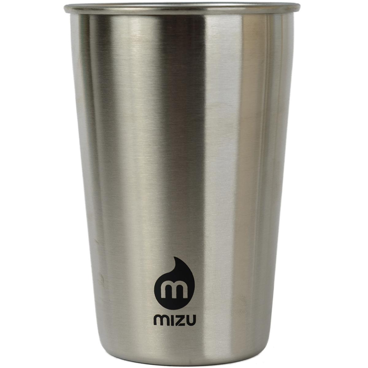 Набор стаканов Mizu PARTY, цвет: глянцево черный, 480 млW01AMZAPCSNSНабор для вечеринки от Mizu. Такие стаканы можно использовать как и в походе, так и в домашних условиях - приятная обтекаемая форма и лаконичный дизайн. В комплекте 2 стакана. Объем: 480 мл , Диаметр: 8,5 см, Высота: 17 см