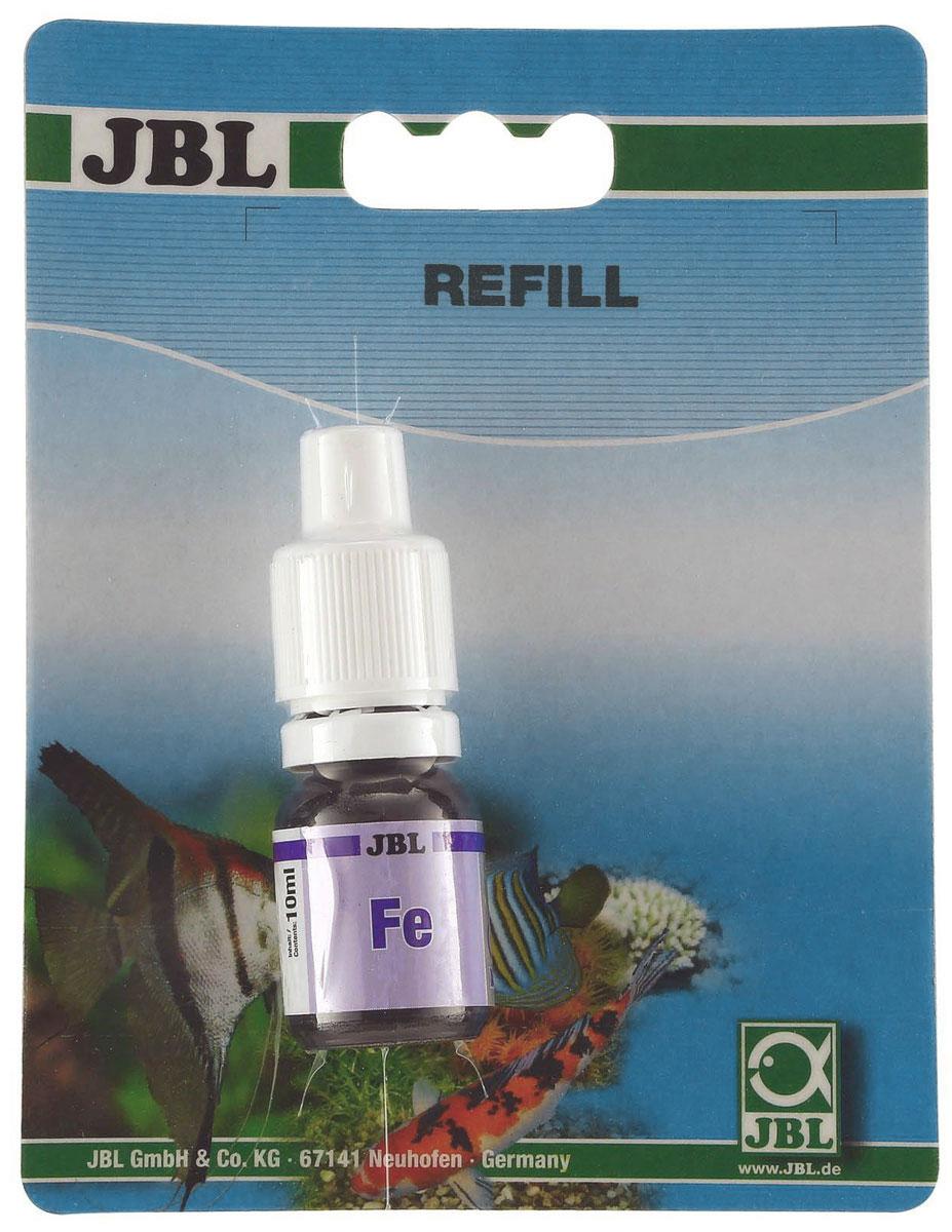 OZON.ruJBL2539100Реагент JBL Eisen Reagens Fe представляет собой простой и быстрый тест для определения содержания железа в пресной и морской воде. Рекомендуемое значение железа в морской воде 0,05-0,2 мг/л. Реагент предназначен для комплекта 2536000. Объем: 10 мл.