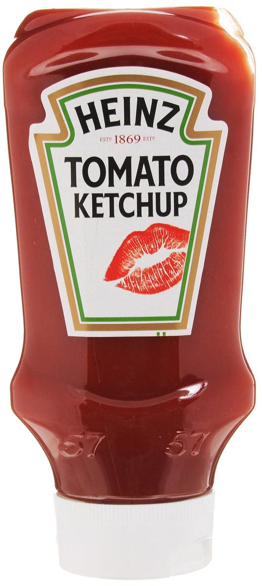 Heinz кетчуп Томатный, 570 г (перевертыш) 76005836