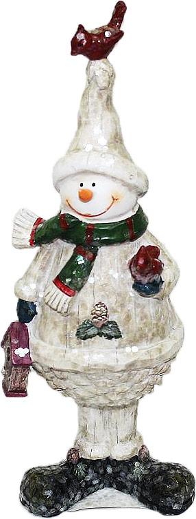 Фигурка декоративная Family & Friends Снеговик. 10011111001111