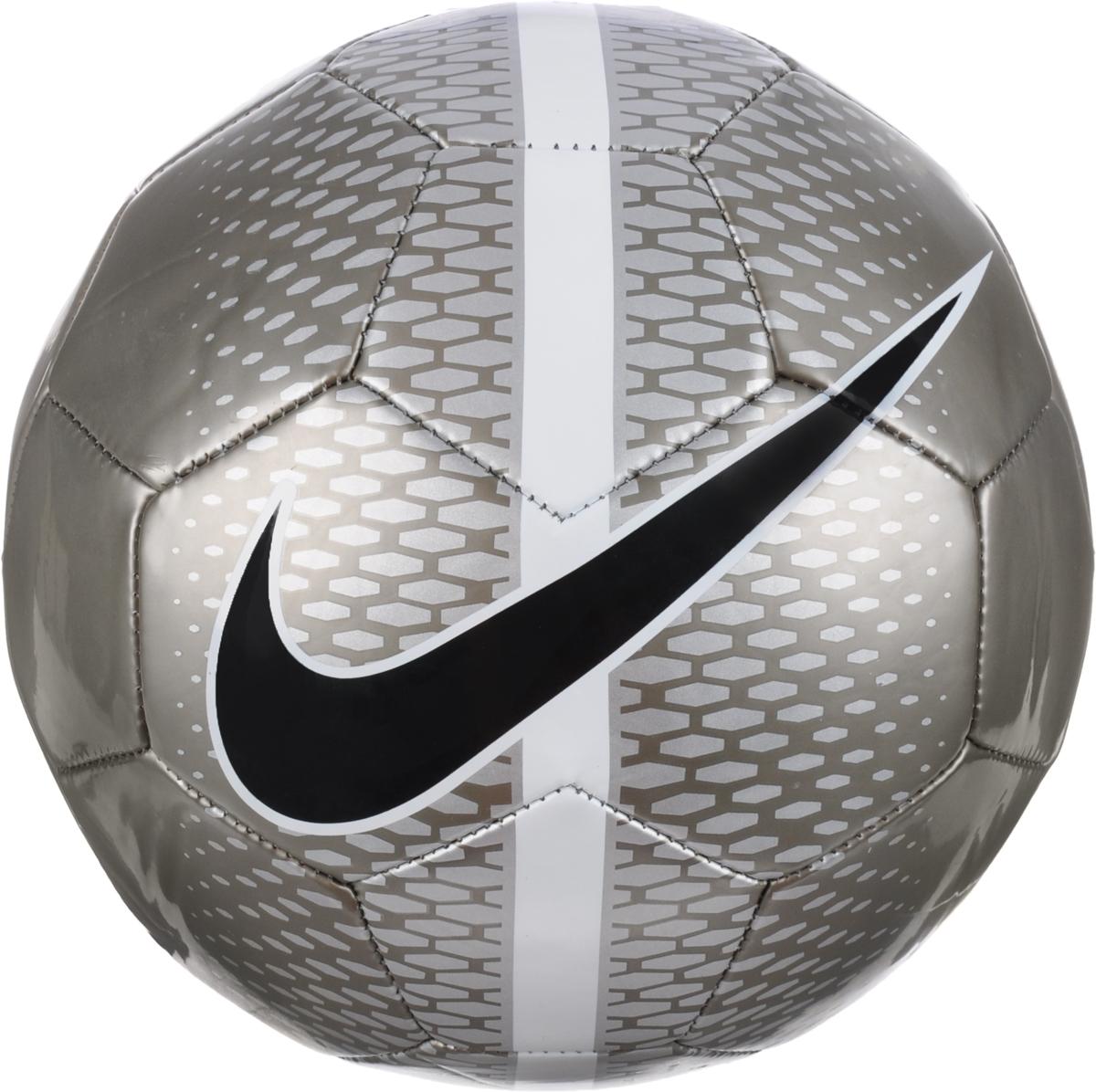 Мяч футбольный Nike Technique, цвет: серебристый, черный, белый. Размер 5SC2362-098Футбольный мяч Nike Technique применяется для тренировок или любительских игр. Традиционная конструкция из 32 панелей обеспечивает правильную и точную траекторию полета. Машинная строчка на панелях из синтетического материала гарантирует прочность и превосходное касание. Усиленная резиновая камера позволяет сохранить форму мяча. УВАЖЕМЫЕ КЛИЕНТЫ! Обращаем ваше внимание на тот факт, что мяч поставляется в сдутом виде. Насос в комплект не входит.