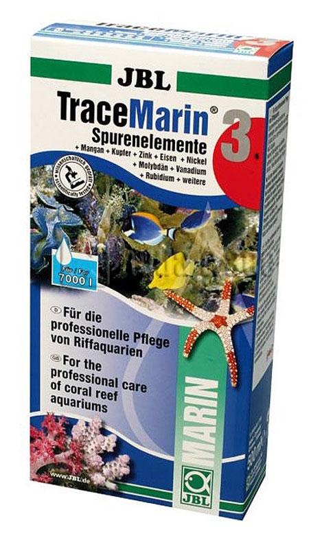 JBL TraceMarin 3 Комплекс, содержащий 16 микроэлементов для морского аквариума, 500 млJBL2491600JBL TraceMarin 3 - Комплекс, содержащий 16 микроэлементов для морского аквариума, 500 мл.