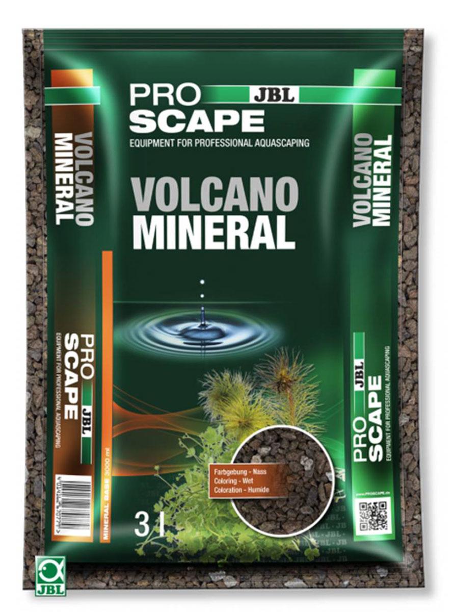 Высокопористый вулканический гравий JBL ProScape Volcano Mineral, 3 лJBL6707700JBL ProScape Volcano Mineral - Высокопористый вулканический гравий, 3 л