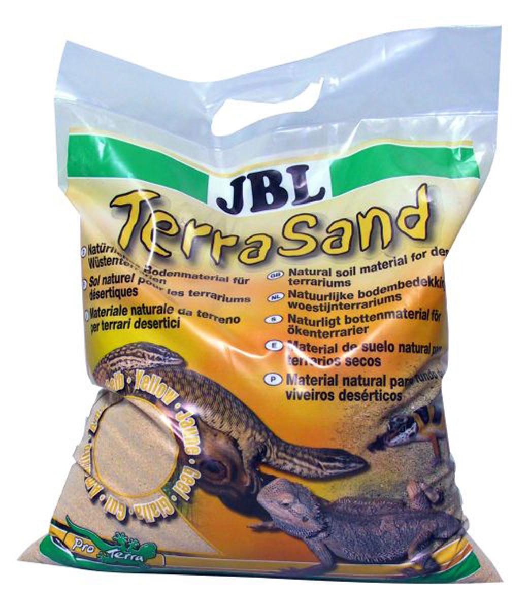 Донный грунт JBL TerraSand weiss для сухих террариумов, цвет: белый, 5 лJBL7101900JBL TerraSand wei? - Донный грунт для сухих террариумов, цвет белый, 5 л.