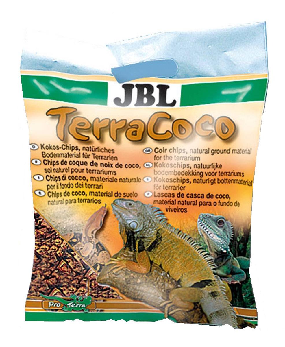 Кокосовая стружка JBL TerraCoco, натуральный донный субстрат для террариумов, 5 лJBL7101500JBL TerraCoco - Кокосовая стружка, натуральный донный субстрат для террариумов, 5 л.