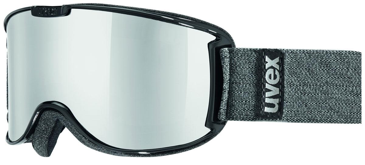 Маска горнолыжная Uvex Skyper LTM, цвет: черный0421-2126Женская маска для зимних видов спорта Uvex Skyper LTM для катания на склоне при ярком солнечном освещении. Вентиляция, технология Supravision предотвращает запотевание линзы. Маска совместима со шлемом. Двойные поликарбонатные линзы с фильтрами на 100 % защищают от UVA-, UVB-, UVC- излучения. Сделано в Германии. Погодные условия Солнце Защита от УФ Да Поляризация Нет Вентиляция Да Покрытие анти-фог Да Совместимость со шлемом Да Сменная линза Нет Материал линзы Поликарбонат Материал оправы Полиуретан Конструкция линзы Двойная Форма линзы Цилиндрическая Возможность замены линзы Да