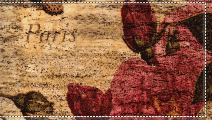 Визитница-картхолдер женская КвикДекор Роза шебби-шик, цвет: коричнево-красный. DC-15-0067-1-18DC-15-0067-1-18Оригинальный, яркий, качественный аксессуар для визиток, дисконтных и кредитных карт с 18 кармашками. Удобная выемка на пластиковом кармане позволяет быстро и легко достать необходимую карту. Изображение устойчиво к стиранию. При бережном обращении визитница прослужит долгие годы. Лучший подарок и стильный аксессуар.