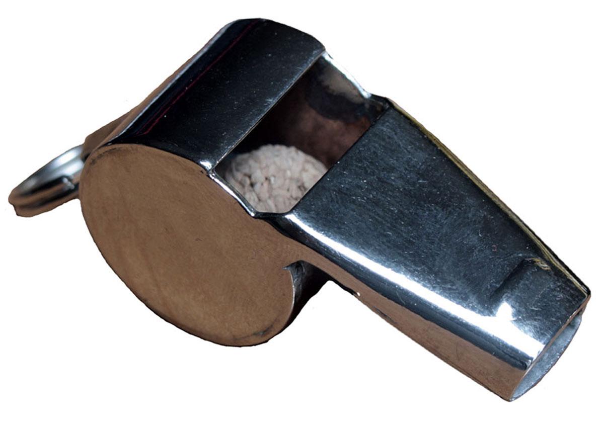 Свисток судейский 2K Sport, цвет: светло-серый129801Свисток 2K Sport изготовлен из прочного металла и оснащен кольцом для подвешивания. Сам свисток можно использовать на групповых тренировках, можно в качестве дрессировки собак, а можно и в экстренных случаях, обратить на себя внимание либо отпугнуть недоброжелателей или агрессивных животных.