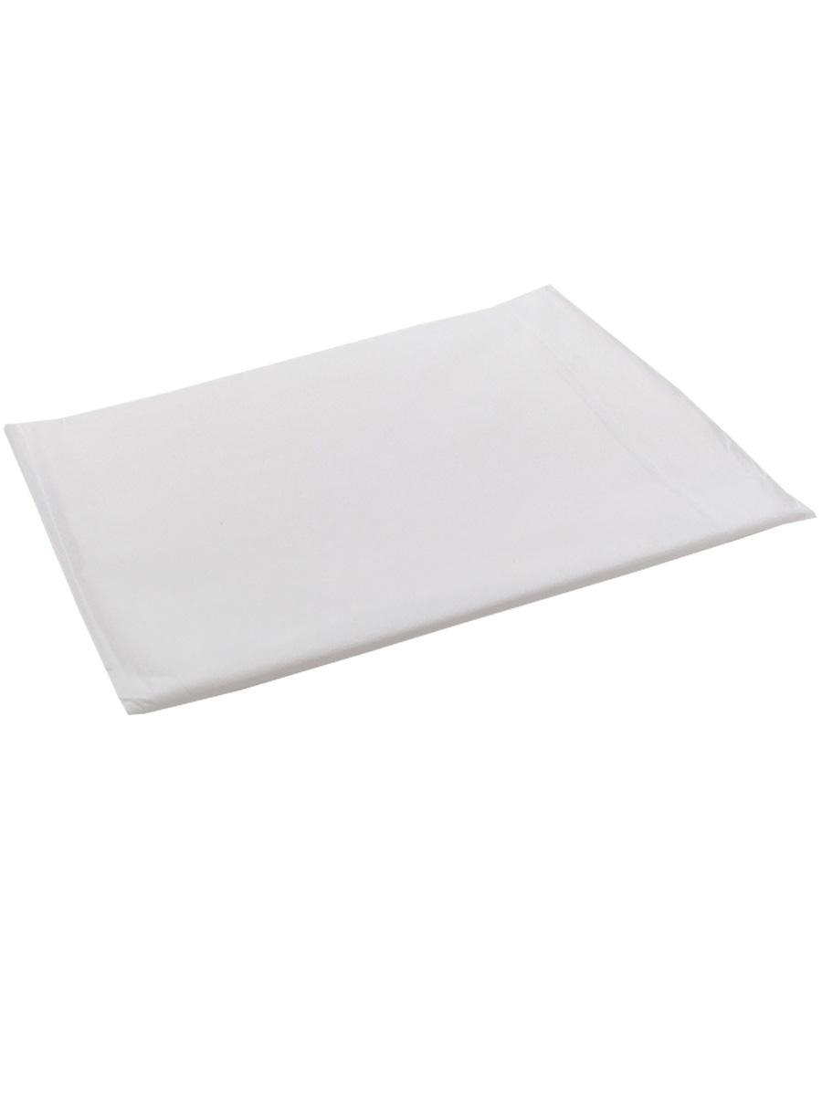 Простыня СМС белый 200 х 80 см, 50 шт./уп.00-921Одноразовые многослойные простыни для проведения безопасных косметических и медицинских процедур. Описание: Материал: СМС Тип упаковки: 50 шт. Цвета: белый, голубой Укладка: стандарт Плотность: 14 г/ кв.м